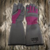 Longue Garde Glove-Safety Glove-Working Glove-Synthetic Glove-Labor Glove-Gloves en cuir