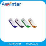 O Plástico Memory Stick USB pendrive USB da forma do modelo da Faca