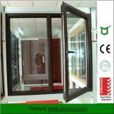 Bester verkaufenprodukt-Aluminium gestalteter Flügelfenster-Fenster-Preis