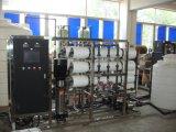 O cliente africano gosta da estação de tratamento de água do RO da osmose reversa da dessanilização da água
