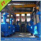 De fabriek leverde de Hete Granulator van de Verkoop voor de Meststof van BB