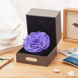De nieuwe Ontwerp Bewaarde Gift van Bloemen voor de Herinnering van de Verjaardag
