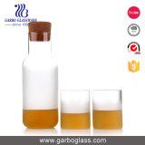De in het groot Fles van het Glas Pyrex met Kop Vastgestelde Tz3-GB63009