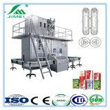 Lait aseptique de laiterie UHT faisant la machine traitant la chaîne de production