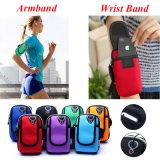 Accessori del telefono di sport esterno che eseguono il sacchetto del sacchetto del telefono del sacchetto del braccio