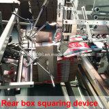 직선 상자 폴더 Gluer 물결 모양 기계 (SCM-1600B)