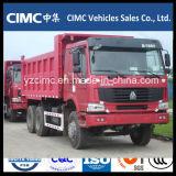 아프리카를 위한 직접 공장 HOWO 6X4 35ton 10wheels 덤프 트럭