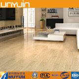 Desgaste - suelo resistente del vinilo del PVC de madera