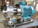 Sanitaria de acero inoxidable de alto cizallamiento Emulsionante Bomba / Bomba bomba de emulsión homogeneizador