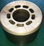 Hydraulischer Exkavator-Hydraulikpumpe-Zylinderblock (A4VG90)