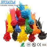 """Kits de ataduras de cables de nylon - 4 """" - lazo plástico del cierre relámpago de 6 """" - 8 """" - 11 """" - multicolor - lazos de alambre"""