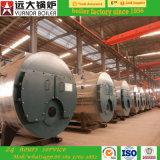 chaudière à vapeur à gaz de l'industrie 2ton