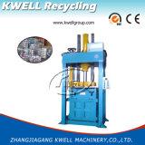 La presse de rebut de coton/a utilisé la machine de emballage de tissu/le coton de modèle de chambre/presse de levage de laines