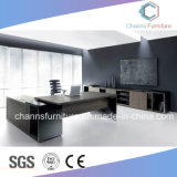 Projekt-Entwurfs-Executivschreibtisch-Büro-Tisch-Büro-Möbel mit den Metallbeinen (CAS-D051212)