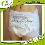 OEM imprimé en plastique jetables d'approvisionnement médical des couches pour adultes de la vente