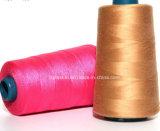 Filato cucirino filato alto poliestere di tenacia di 100%