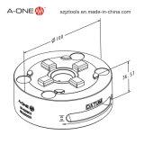 3r Manual del sistema compatible con mordaza de sujeción para la máquina de CNC centro (3A-100903)