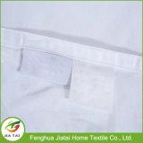 卸し売りエクスポートの中国の白いホテルの綿のベッド・カバーシート