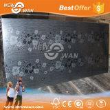 panneau à haute brillance imperméable à l'eau de forces de défense principale d'acrylique de 18mm pour la cuisine décorative