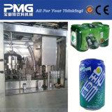 Machine de remplissage supérieure de bidon de boisson en aluminium de fournisseur