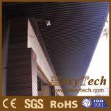 Plafond respectueux de l'environnement de WPC pour la décoration d'intérieur