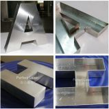آلة قناة رسالة الليزر لحام الفولاذ المقاوم للصدأ / الألومنيوم / الحديد / لوحة المجلفن