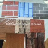 La couleur de configuration de /Wood de brique de PPGI a enduit la bobine en acier