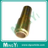 Perforateur de moulage de carbure de tungstène avec la forme de collet de bouteille