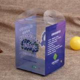 China-Zubehör-faltender Haustier-Plastikkasten mit UVdrucken (KM012)