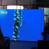 Schermo di visualizzazione dell'interno del LED di colore completo di P5 HD per la fase locativa