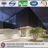 Taller ligero de la estructura de acero para la industria de alta tecnología moderna