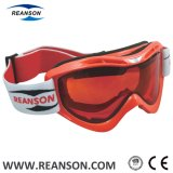 Métallique Paiting Soft TPU Frame Professional Outdoor Sports Goggles