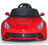 Ferrari a autorisé la conduite de gosses sur le véhicule 12V