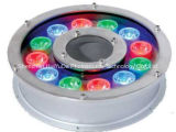 Luz ligera subterráneo del suelo del color LED del precio bajo 160*H85m m 9W 12V LED de la venta caliente sola