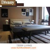 Teem последней деревянной мебелью с двойной дизайн кровати