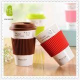 Tasse respectueuse de l'environnement de course du café 15oz, tasse de café de course, tasse de course
