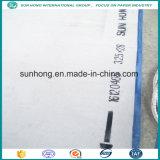 Tela espiral 100% del secador del poliester medio de papel del bucle para la máquina de papel