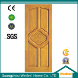 Portes intérieures en bois solides pour des projets