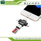 Lecteur de carte multifonctions pour lecteur USB flash USB