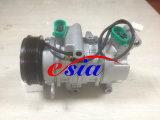 Auto Parts AC Compressor voor Mazda 2 H12 5pk 134.5mm