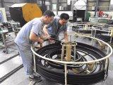 boyau en caoutchouc synthétique de spirales de l'acier à haute limite élastique 4sh et 4sp avec le rayon de cintrage parfait