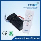DC Control remoto de la luz de ventilador de RF