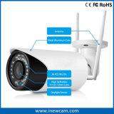 Câmera sem fio impermeável do IP do IR da segurança 4MP com o cartão de 16g SD