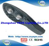Indicatore luminoso della strada della via Lighting/LED della PANNOCCHIA 100With120W LED della garanzia di anni Ce/RoHS/3 di Yaye 18 con i chip di Osram