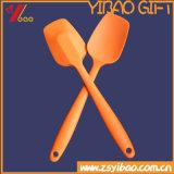 Изготовленный на заказ ложка продукта силикона высокого качества логоса (YB-HR-82)
