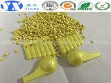 Серый цвет Masterbatch перлы для пластмассы Masterbatch сырья PE пленки простирания