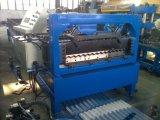 機械を形作る760/836/988の壁屋根によって波形を付けられるロール