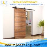 나무로 되는 문 (LS-SDU-8009)를 위한 Frameless 미닫이 문 기계설비