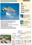 Cunha de Elevação Vertical hidráulica Enerpac Ferramentas Hidráulicas
