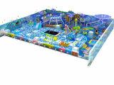 Bunte Multifunktionskind-Handelsinnenspielplatz
